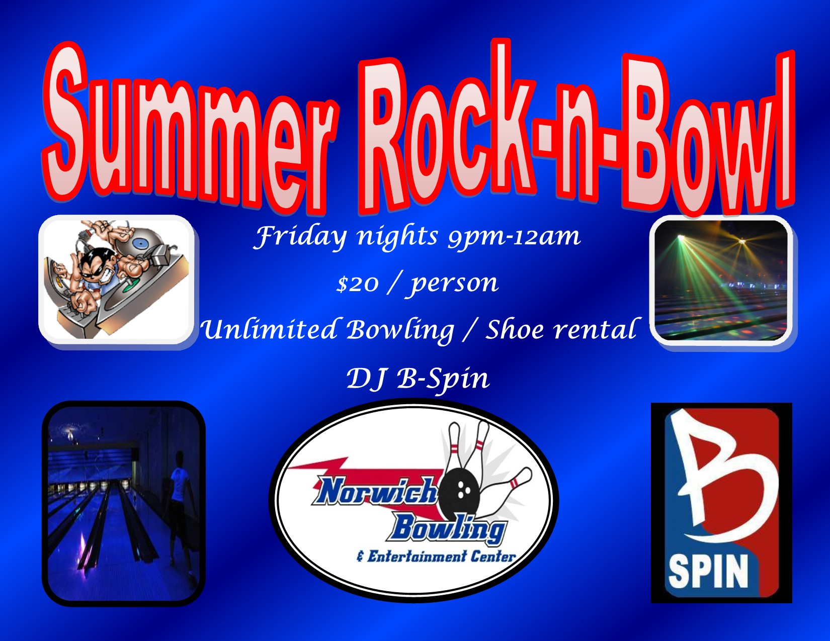 summer Rock n Bowl